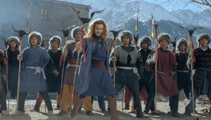 प्राचीन कथामा आधारित चलचित्र 'प्रेम गीत–३' को गीत 'ट्रेन्डिङ्ग' वानमा….भिडियो सहित